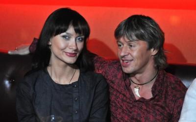 Жена Сергея Исаева