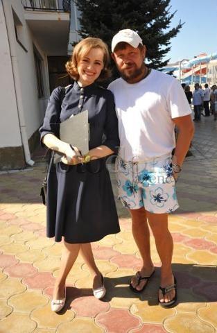 Муж Анны Миклош