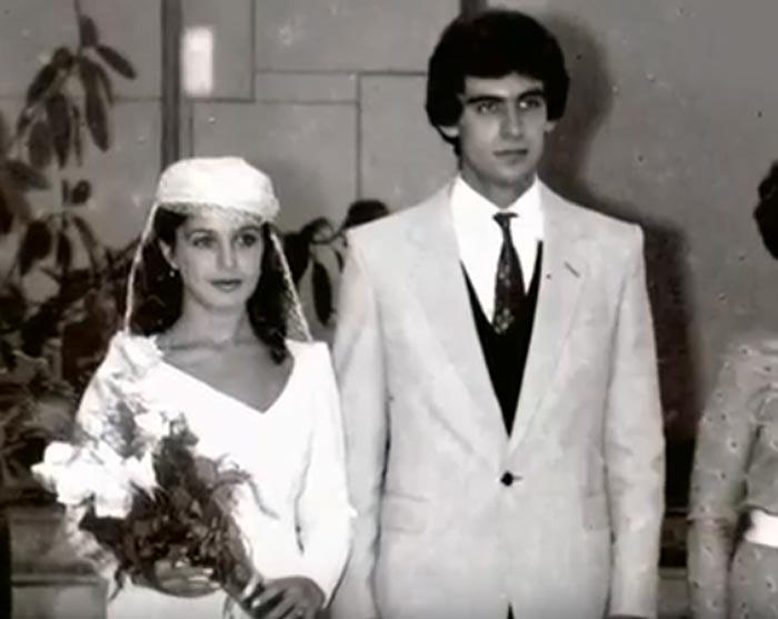 Жена Виктора Чайки