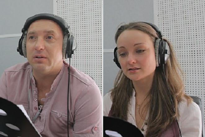 Жена Михаила Жонина