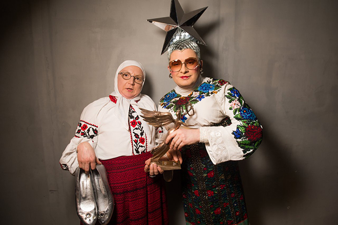 Жена Андрея Данилко