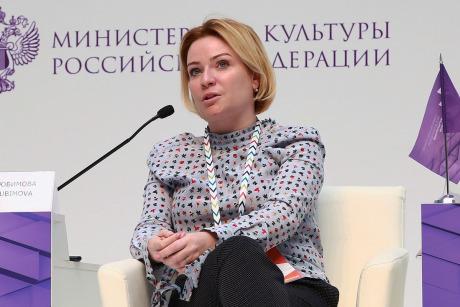 Муж Ольги Любимовой