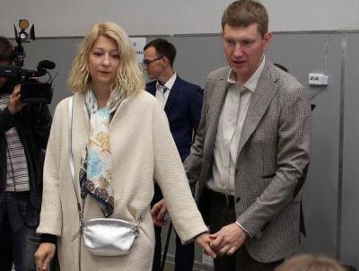 Жена Максима Решетникова