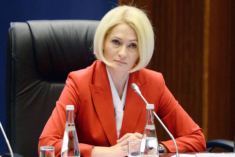 Муж Виктории Абрамченко