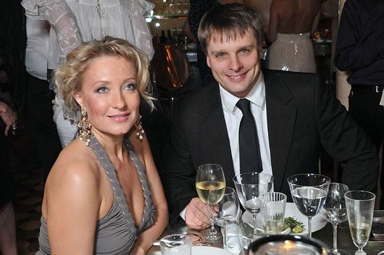 Жена Александра Носика
