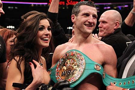 Чем занимаются жены известных боксеров