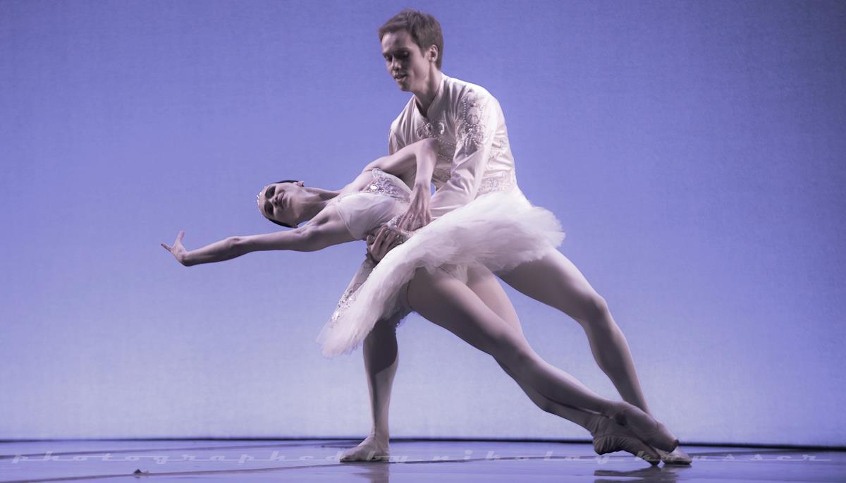 5 красивых пар балета