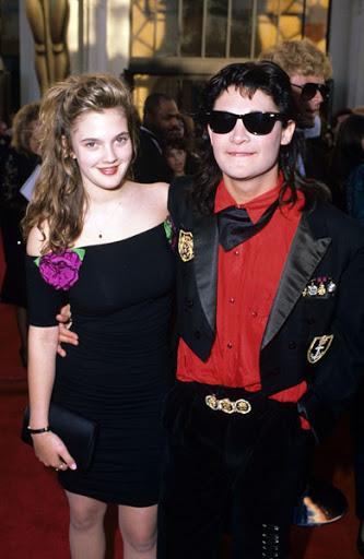 Как выглядели звездные пары на Оскаре 80-х