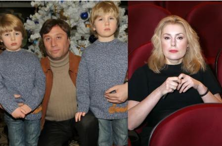 5 звездных пар деливших детей