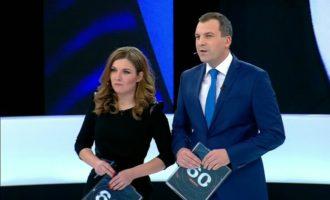 Крепкие браки телеведущих политических ток-шоу