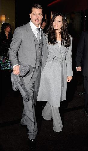 Звездные пары, предпочитавшие стиль Family Look