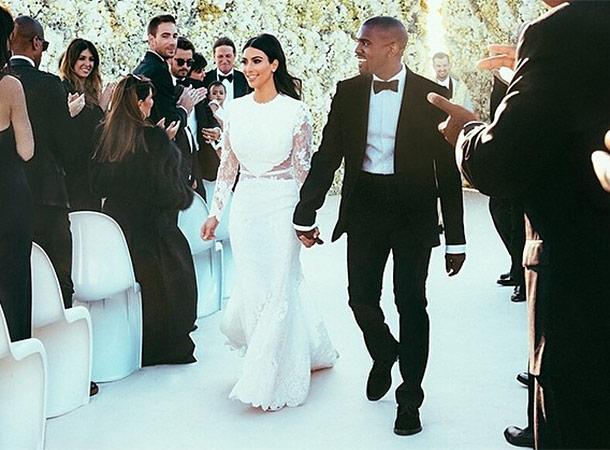 Звездные пары, которые женились в мае