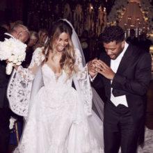 9 звездных свадеб в замках