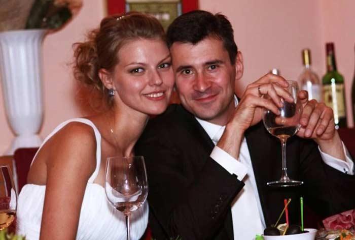 Жена Евгения Миллера