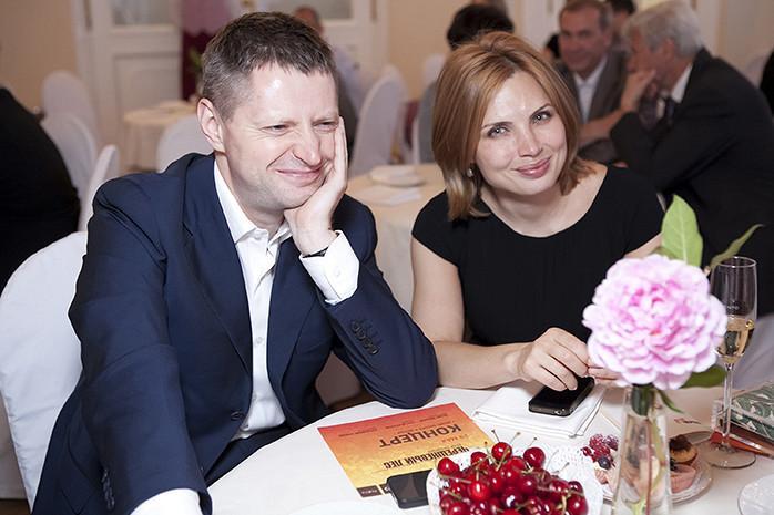 Жена Алексея Пивоварова