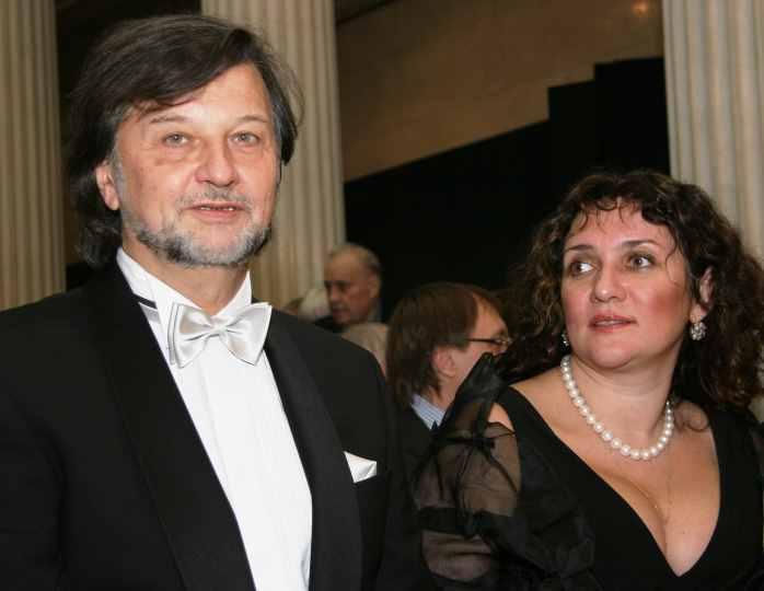 Жена Алексея Рыбникова