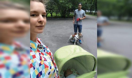 Муж Дарьи Урсуляк