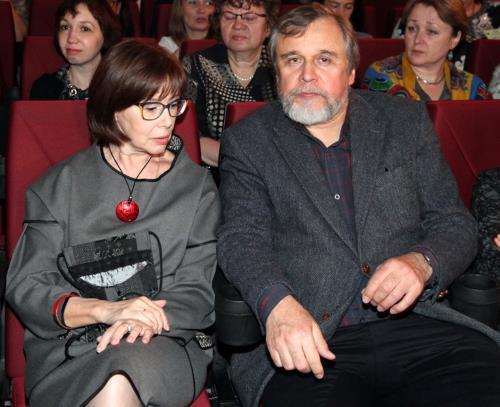 Муж Евгении Симоновой