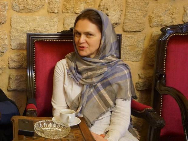 Жена Максима Шевченко