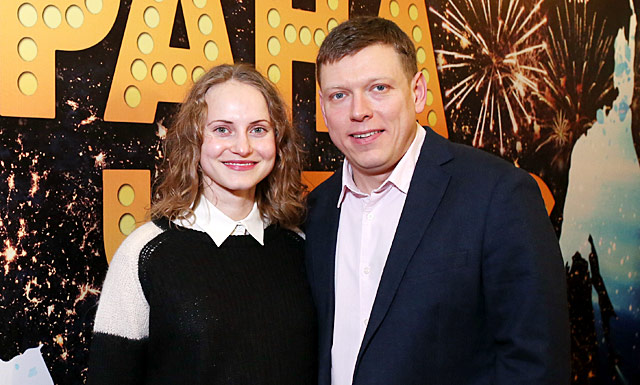 Муж Марии Луговой