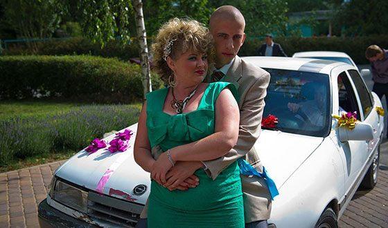 Муж Валентины Мазуниной