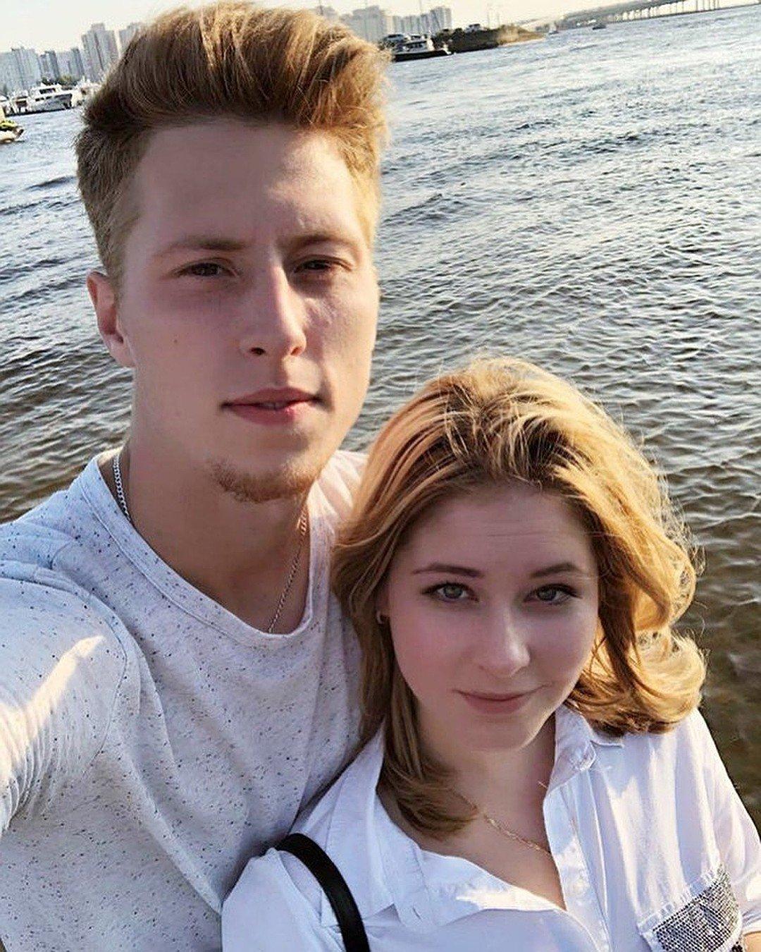 Муж Юлии Липницкой