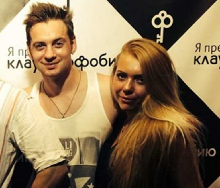 Жена Александра Соколовского