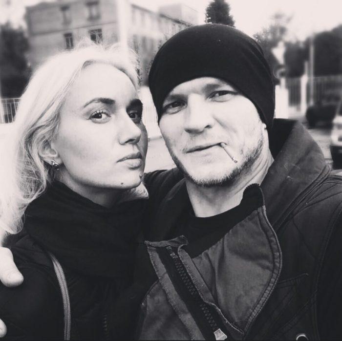 Жена Сергея Жаркова