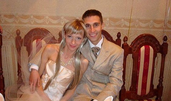 Жена Алексея Смирнова