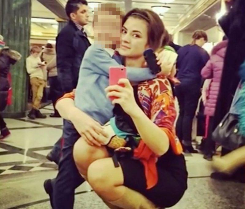 Жена Ильи Клюева
