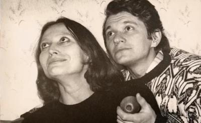 Жена Андрея Ильина