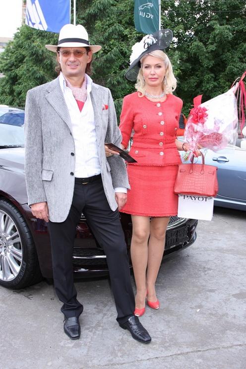 Жена Леонида Федуна