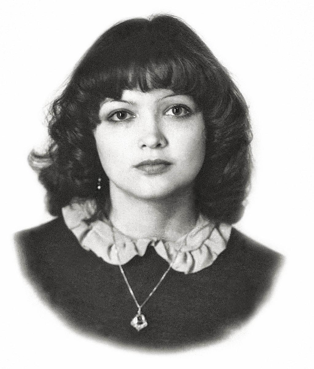Жена Евгения Мартынова