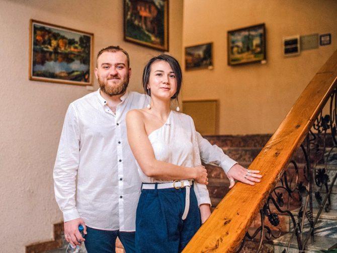 Жена Павла Дедищева