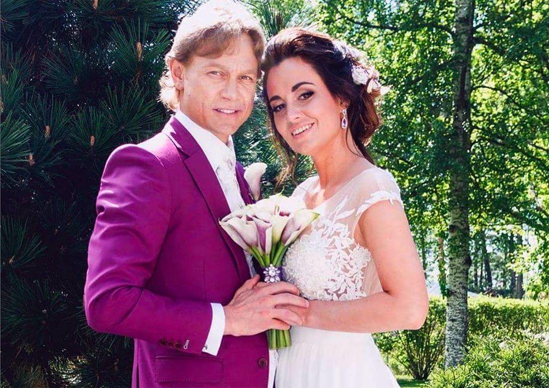 Жена Валерия Карпина
